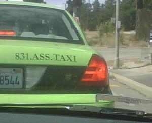 Ass Taxi