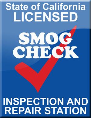 Smog Check Logo